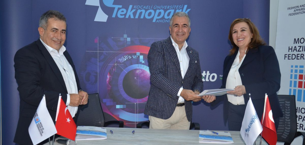 MHGF ile KOÜ TTO arasında tekstilde dijital dönüşüm için işbirliği