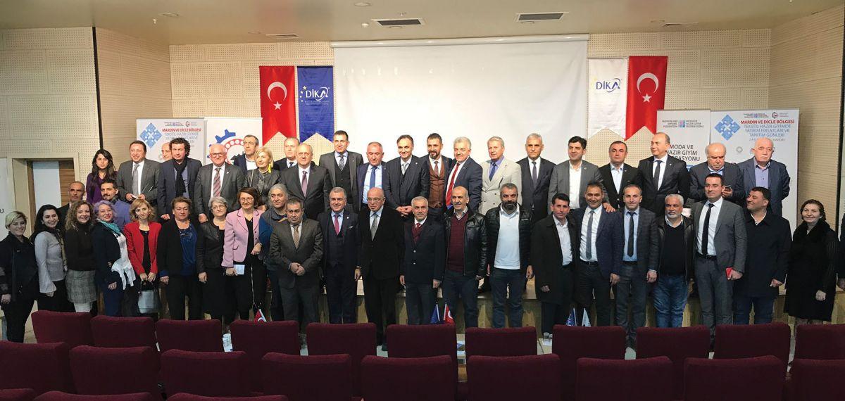 Mardin ve Dicle Bölgesine yatırım çağrısı